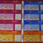 アジアカップの観戦チケット情報