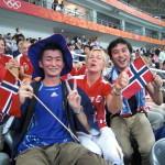 北京五輪現地レポート なでしこ対ノルウェー