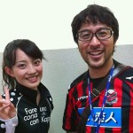 日本代表・西大伍の妹・西桜子がかわいすぎる件