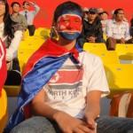 カタールアジアカップ 北朝鮮対UAE 現地レポート